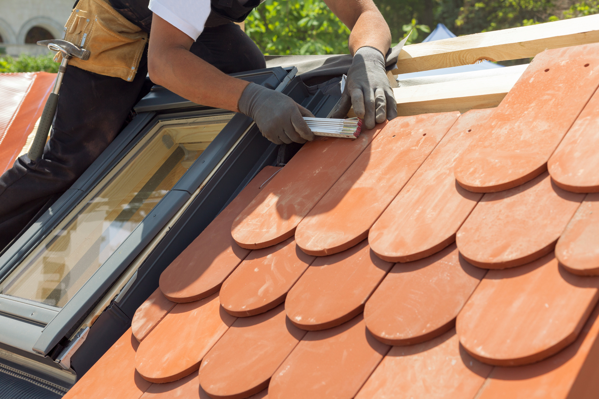 how to replace a roof